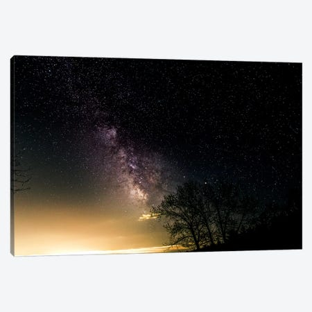 Milky Way II Canvas Print #KAD18} by Sarah Kadlecek Canvas Wall Art