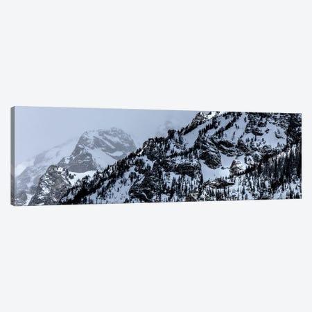 A Grand Teton I Canvas Print #KAD1} by Sarah Kadlecek Canvas Print