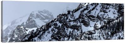 A Grand Teton I Canvas Art Print