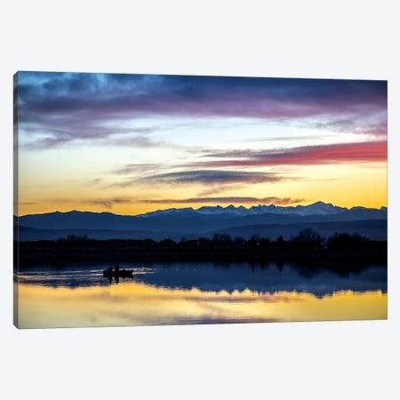 Reflections Canvas Print #KAD20} by Sarah Kadlecek Art Print