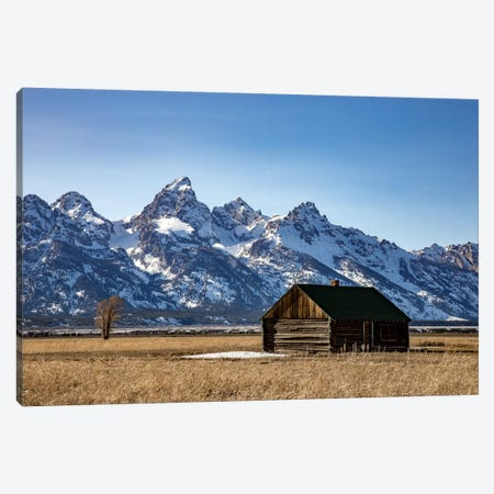 Teton Classics Canvas Print #KAD26} by Sarah Kadlecek Canvas Art