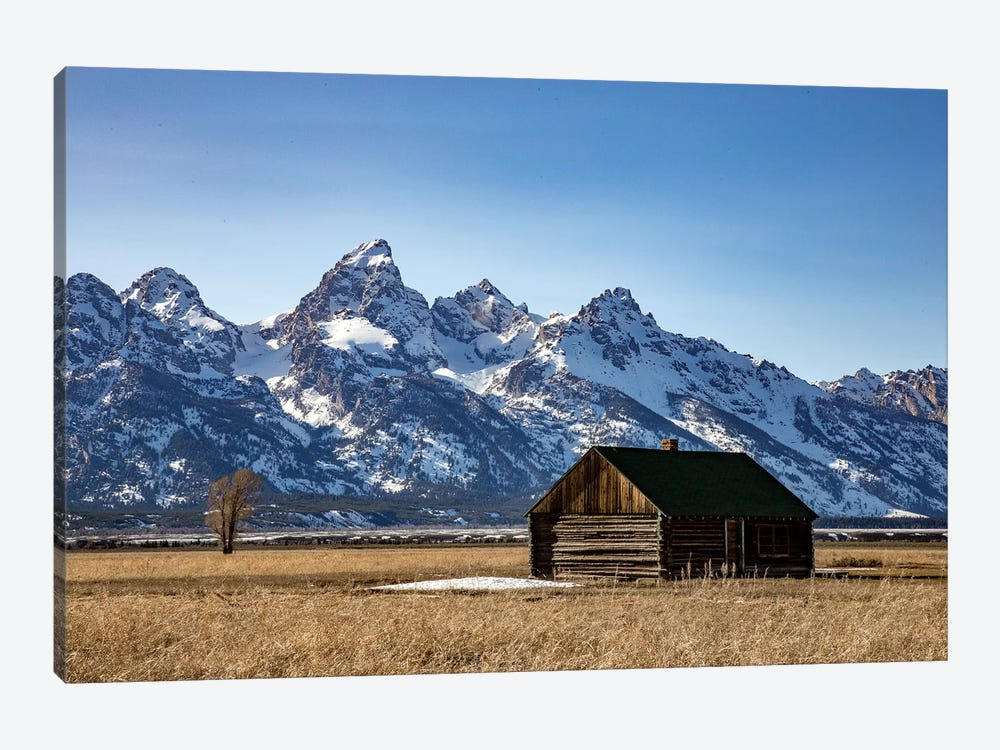 Teton Classics 1-piece Canvas Print