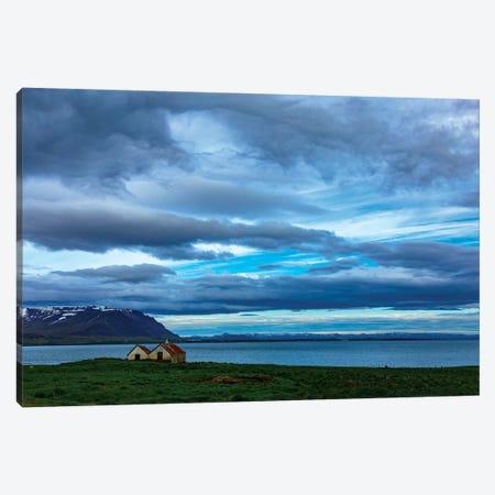 View Over The Bay Canvas Print #KAD28} by Sarah Kadlecek Canvas Print