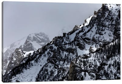 A Grand Teton II Canvas Art Print