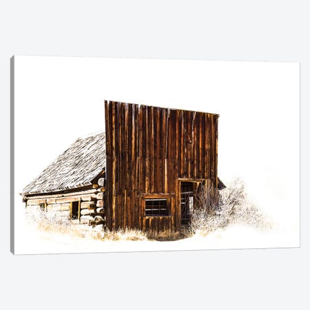 Ghost Town Canvas Print #KAD32} by Sarah Kadlecek Canvas Artwork