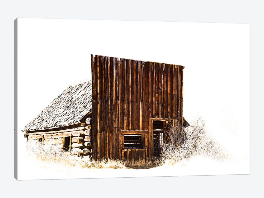 Ghost Town 1-piece Canvas Artwork