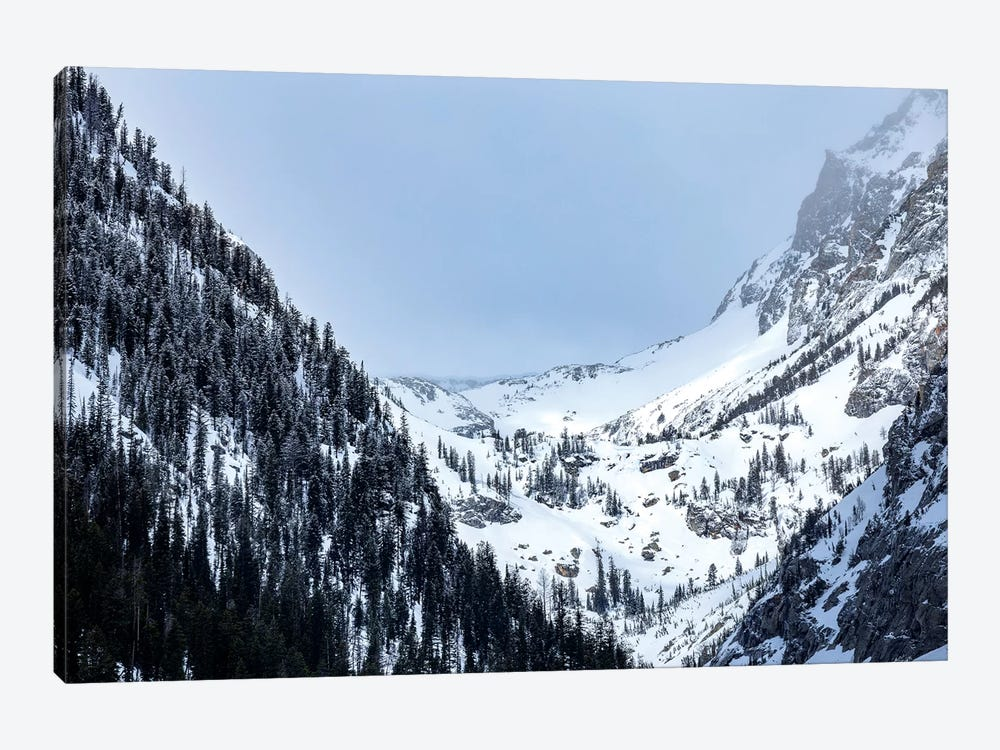 Grand Tetons I by Sarah Kadlecek 1-piece Canvas Print