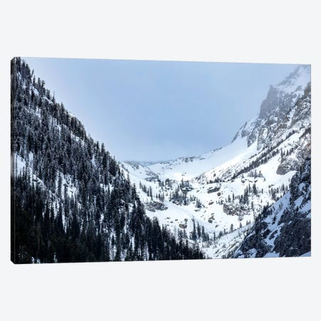 Grand Tetons I Canvas Print #KAD33} by Sarah Kadlecek Canvas Art