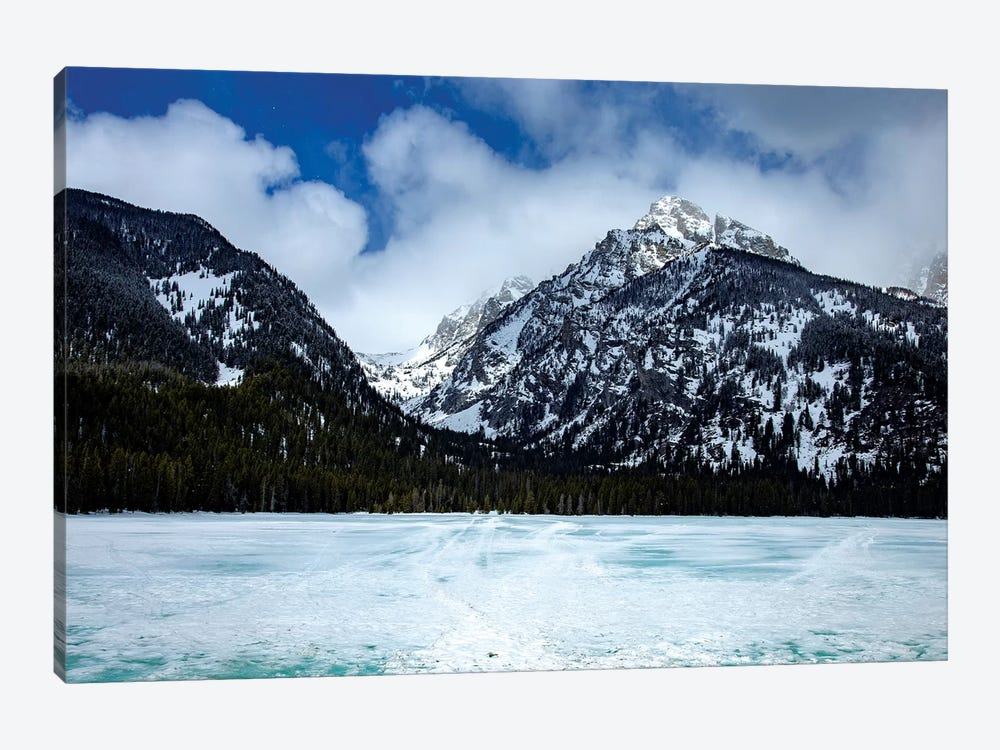 Grand Tetons II by Sarah Kadlecek 1-piece Canvas Art