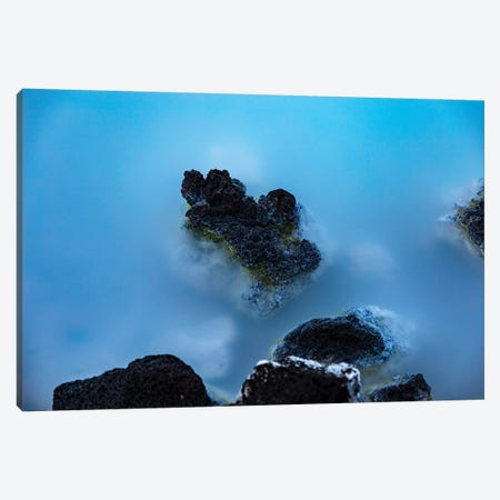 Blue Lagoon Canvas Print #KAD3} by Sarah Kadlecek Art Print