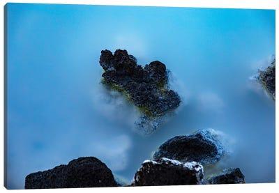 Blue Lagoon Canvas Art Print
