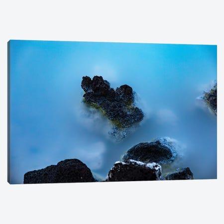 Blue Lagoon Canvas Print #KAD3} by Sarah Kadlecek Art Print