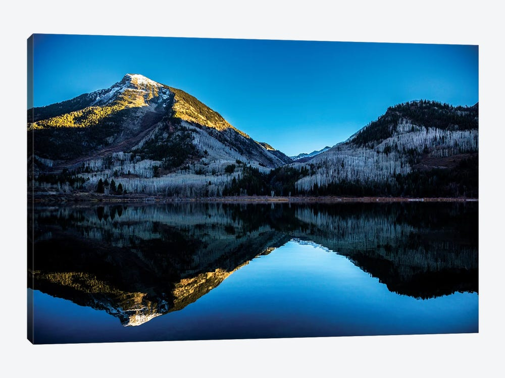 Marble, Colorado by Sarah Kadlecek 1-piece Canvas Artwork