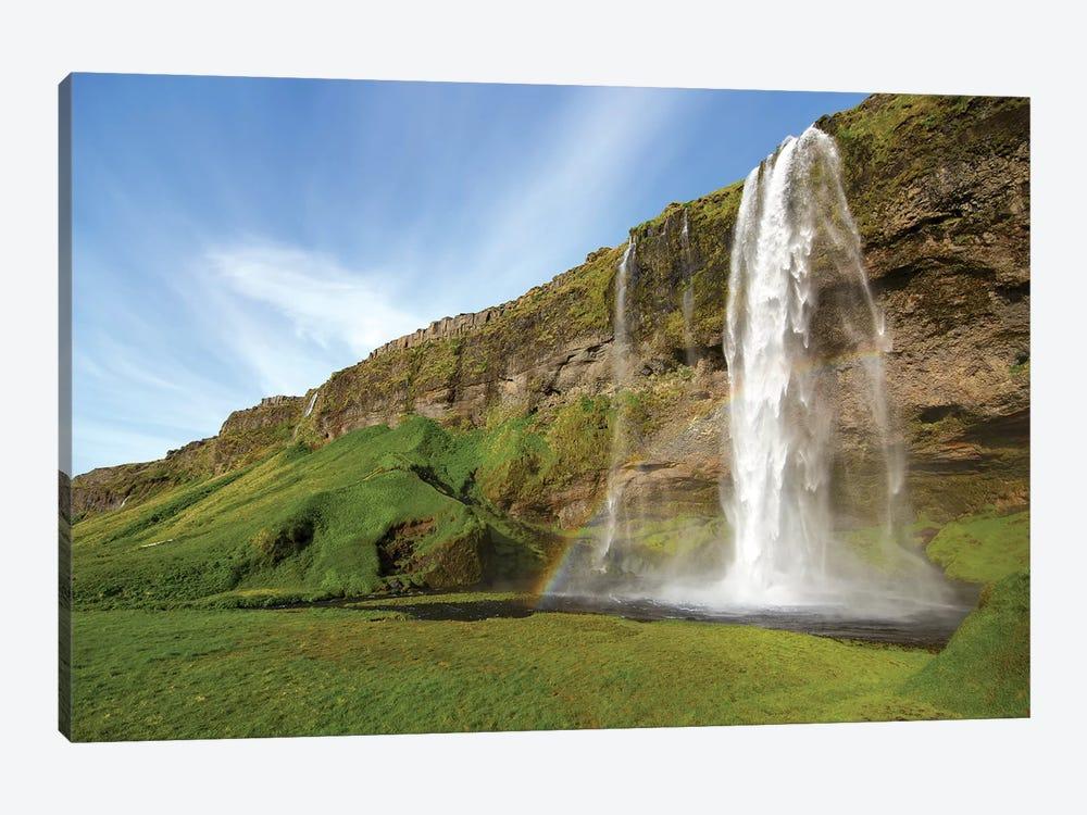 Dancing Waterfalls by Sarah Kadlecek 1-piece Canvas Wall Art