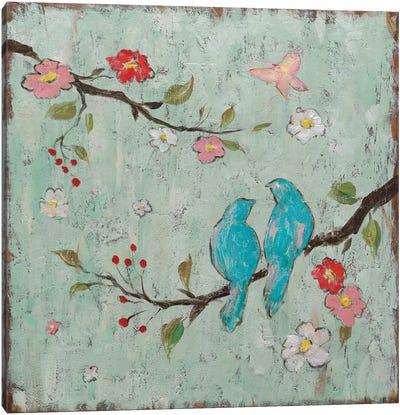 Love Birds I Canvas Art Print