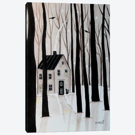 Evenfall Canvas Print #KAG109} by Karla Gerard Canvas Wall Art