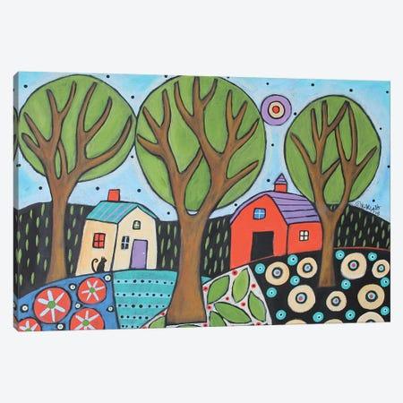 Garden Prim Canvas Print #KAG141} by Karla Gerard Canvas Art