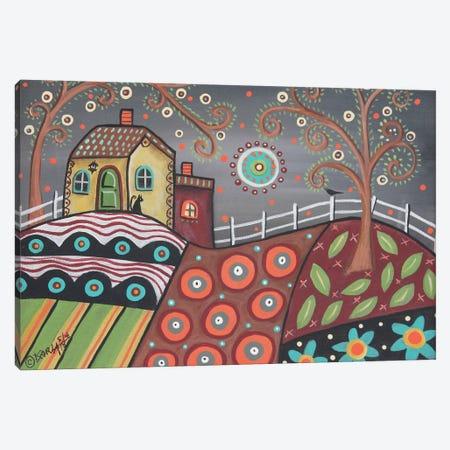 Gardens2 II Canvas Print #KAG142} by Karla Gerard Canvas Art