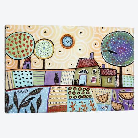 Outskirts I Canvas Print #KAG215} by Karla Gerard Art Print