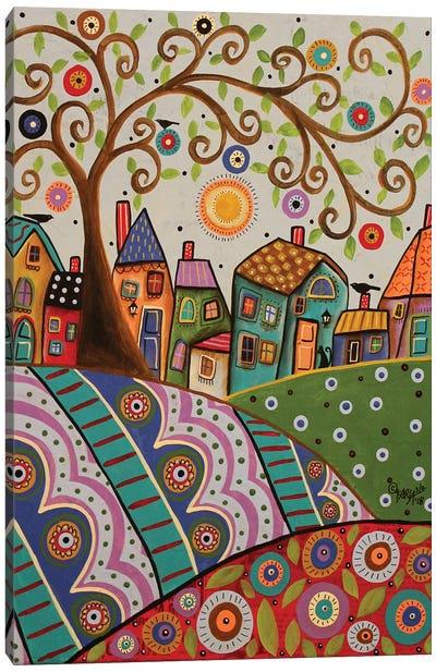 Amusing Landscape Canvas Art Print