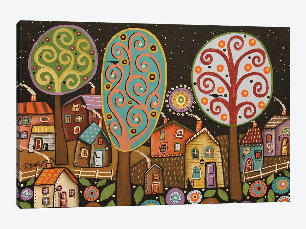 Quiet Night by Karla Gerard 1-piece Canvas Art Print