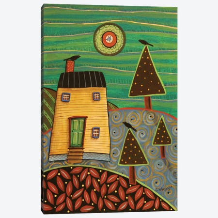 At Home I Canvas Print #KAG24} by Karla Gerard Canvas Print