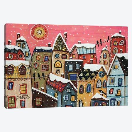 Snowed In Canvas Print #KAG299} by Karla Gerard Canvas Art
