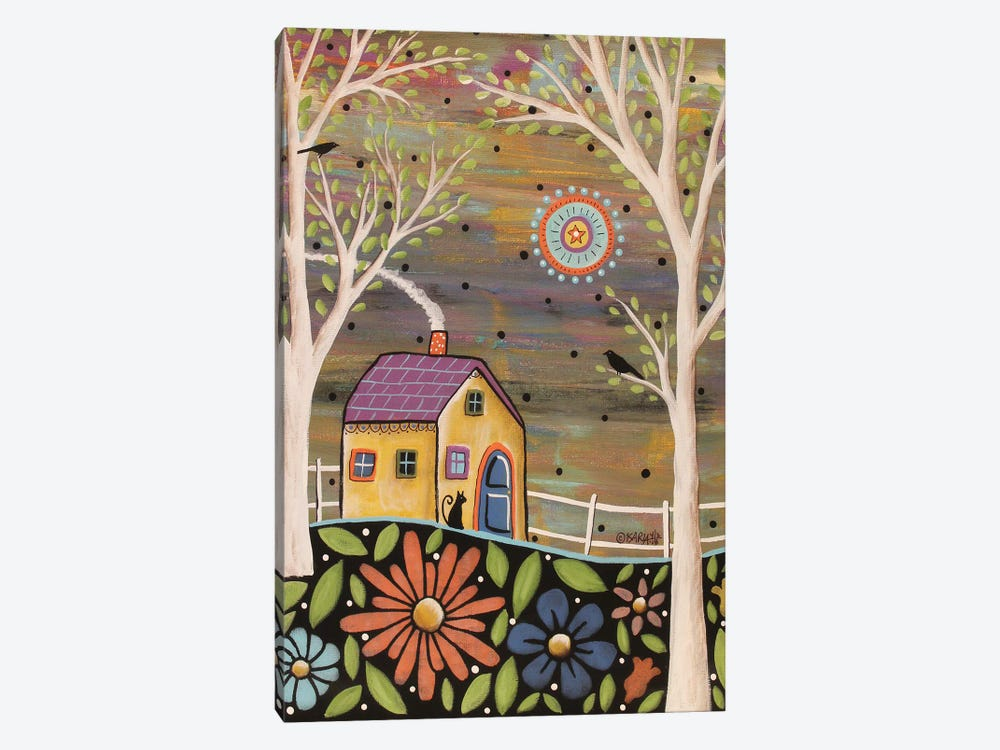 Spring Eve by Karla Gerard 1-piece Canvas Wall Art