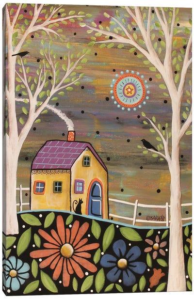Spring Eve Canvas Art Print