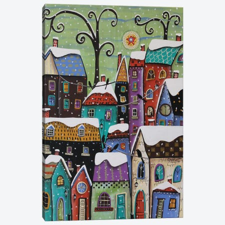 Stormy Day Canvas Print #KAG316} by Karla Gerard Canvas Art