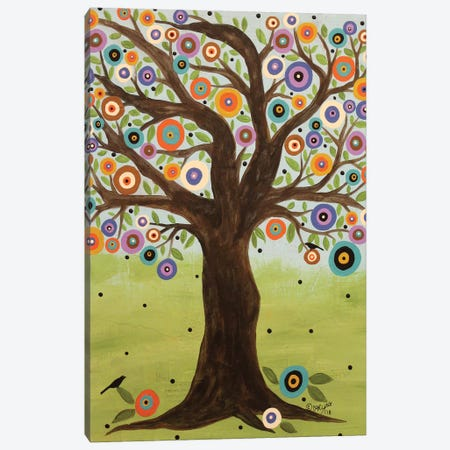 Sublime Tree Canvas Print #KAG318} by Karla Gerard Canvas Print