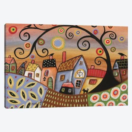 Sunny Day Canvas Print #KAG326} by Karla Gerard Canvas Art Print