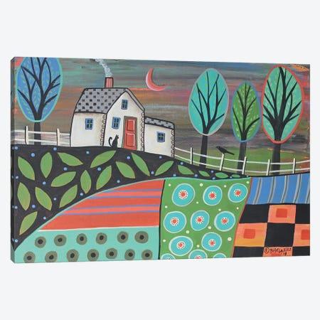 Sweet Landscape Canvas Print #KAG330} by Karla Gerard Canvas Art Print