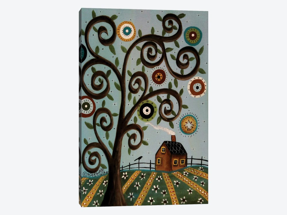 Tuesday I by Karla Gerard 1-piece Canvas Art Print