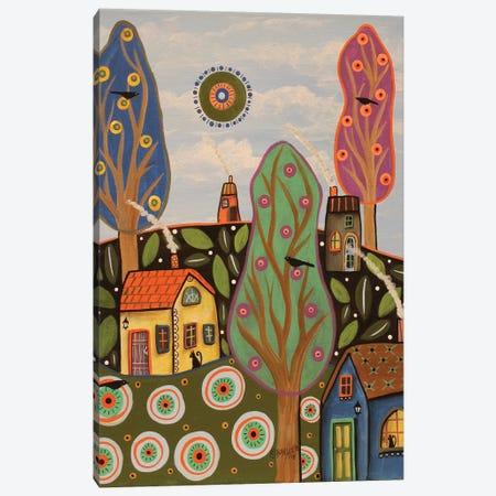 Tuesday II Canvas Print #KAG353} by Karla Gerard Art Print