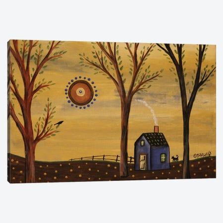 Warm Glow Canvas Print #KAG365} by Karla Gerard Canvas Art Print