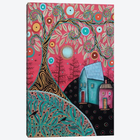 Warm Sky I Canvas Print #KAG367} by Karla Gerard Art Print