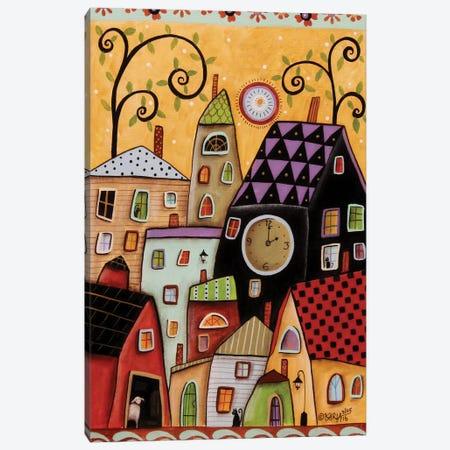 Bright Afternoon Canvas Print #KAG53} by Karla Gerard Canvas Print