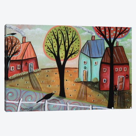 Cool Day I 3-Piece Canvas #KAG77} by Karla Gerard Canvas Artwork