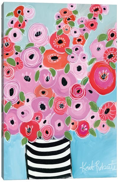 Dreaming of Poppies Canvas Art Print