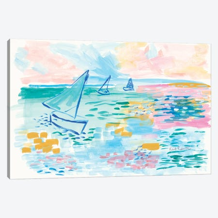 Drift Away    Canvas Print #KAI131} by Kait Roberts Canvas Art