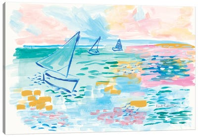 Drift Away    Canvas Art Print