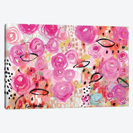 Sweet and Sour    Canvas Print #KAI146} by Kait Roberts Canvas Artwork