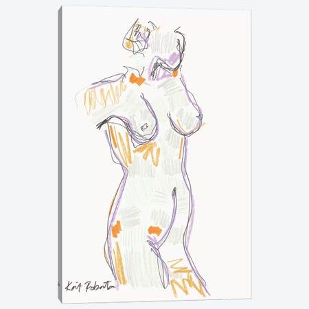 True Self Canvas Print #KAI150} by Kait Roberts Canvas Artwork