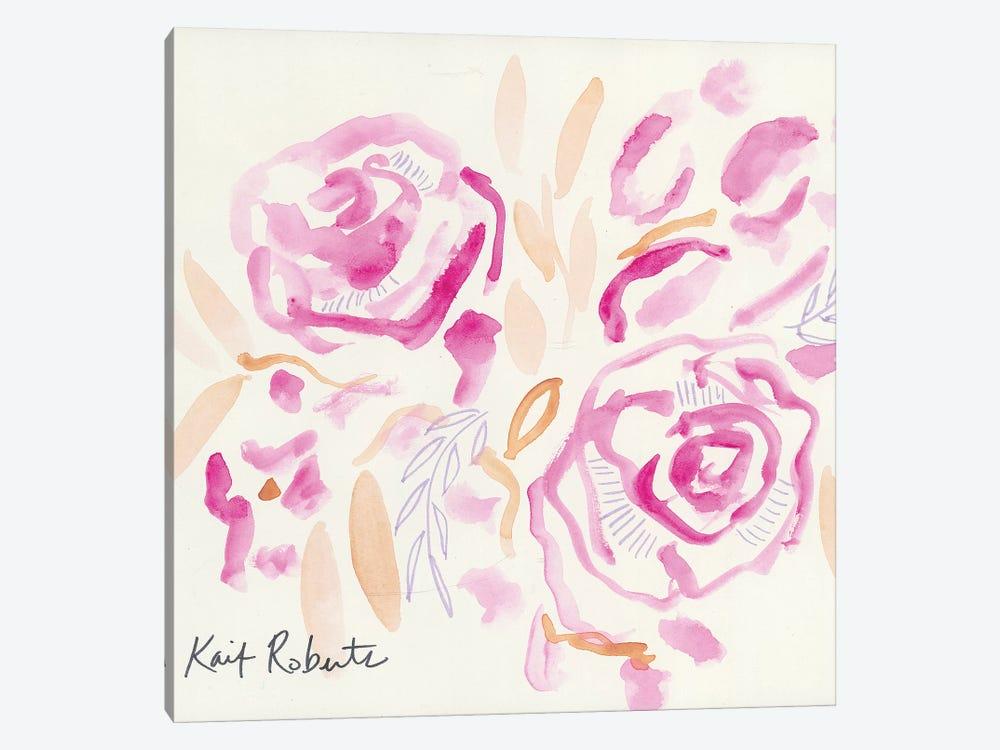 Smitten by Kait Roberts 1-piece Canvas Art Print