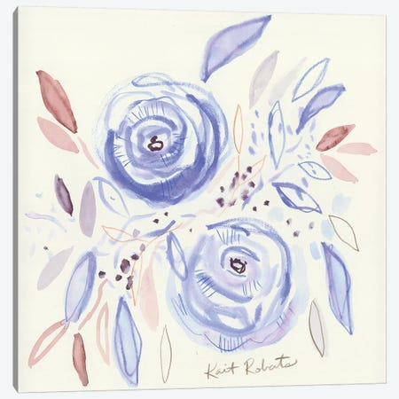 Dance in the Rain Canvas Print #KAI181} by Kait Roberts Art Print