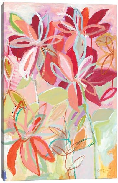 Strawberry Fields Canvas Art Print