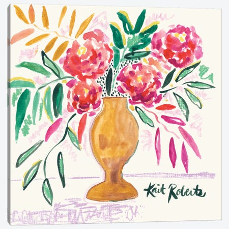 Fancy And Fresh Canvas Print #KAI201} by Kait Roberts Canvas Wall Art