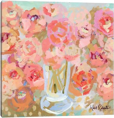 Bountiful Blooms Canvas Art Print