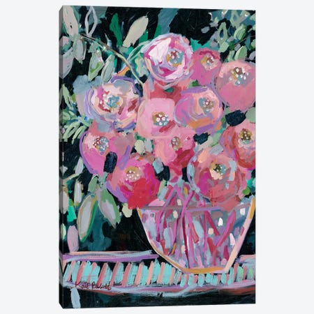 Entryway Bouquet Canvas Print #KAI223} by Kait Roberts Canvas Art